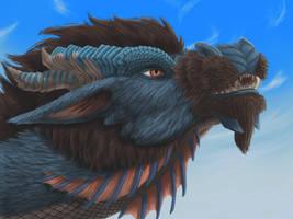 Mystic Dragon by Koolifu