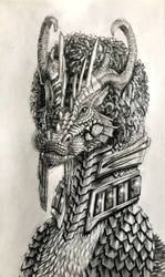 Pen and Pencil Dragon - Ramla - Predictor
