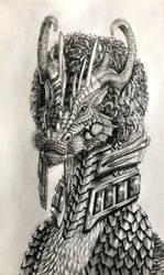 Pen and Pencil Dragon - Ramla - Predictor