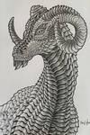 Purple Dragon by Fuulikoo