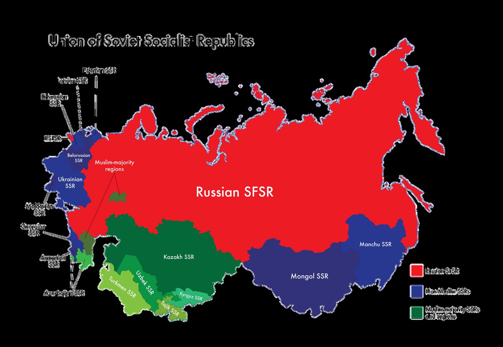 History of the Soviet Union (1982–91)
