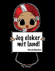 Danish Muslim by Nahmala