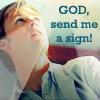 Send me a sign by AliceWhite