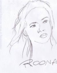 Norah Jones as Roona by DancingDreams