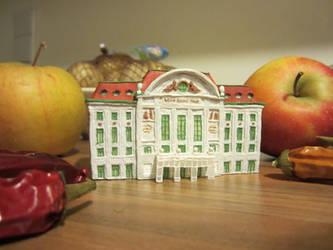 Wiener Konzerthaus by WienerZauberwerk