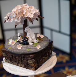 Wedding Cake Topper by WienerZauberwerk