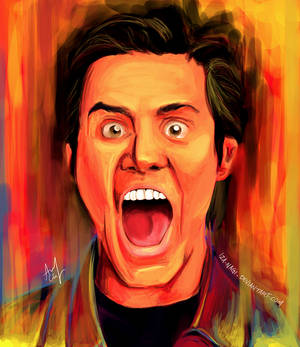 A Splash of Carrey - To Linda Ansone