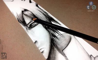 Some Random Naruto Drawing WIP