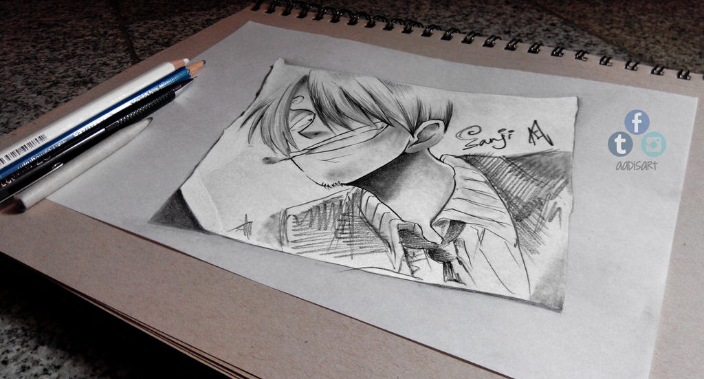 3D Art on Paper by Iza-nagi on DeviantArt