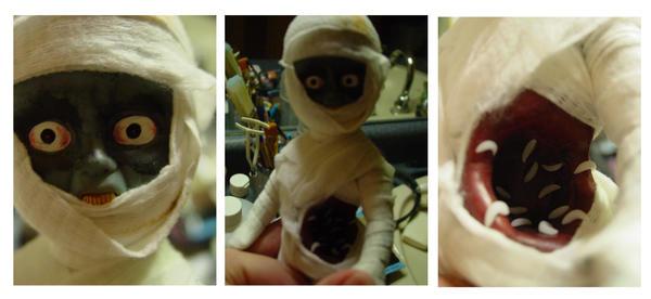 mummy by twiztidkitt3n