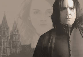 Severus and Hermione by Dixiebell12