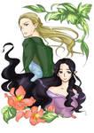 Greenleaf and Evenstar