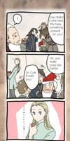 Hobbit at X'mas