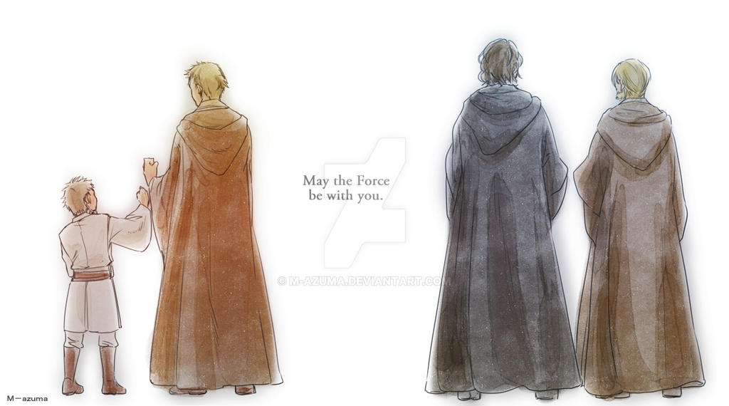 Master and Apprentice by M-azuma