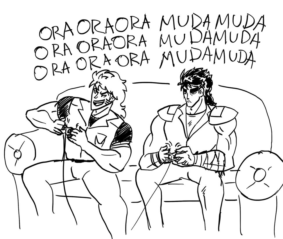 Ken And Toriko By Anaugi On DeviantArt