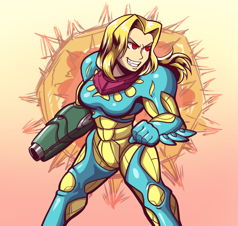 Fusion Suit By Anaugi On DeviantArt