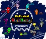 Pac-Man Ghost Monsters