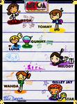 Mega the Dreamer Cast Line-Up
