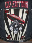 Led Zeppelin Jacket by wholelottajackets