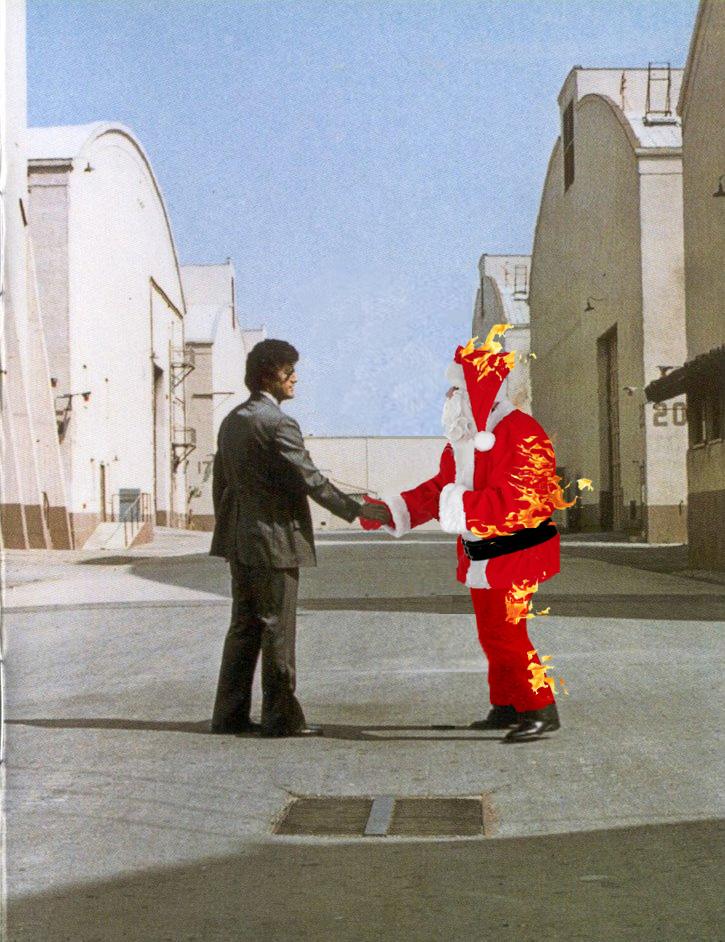 Pink Floyd Wish The Animals Were Here