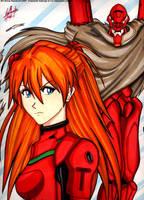 Asuka Langley Soryu by Dark-Zelda777