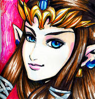 A Smile by Dark-Zelda777