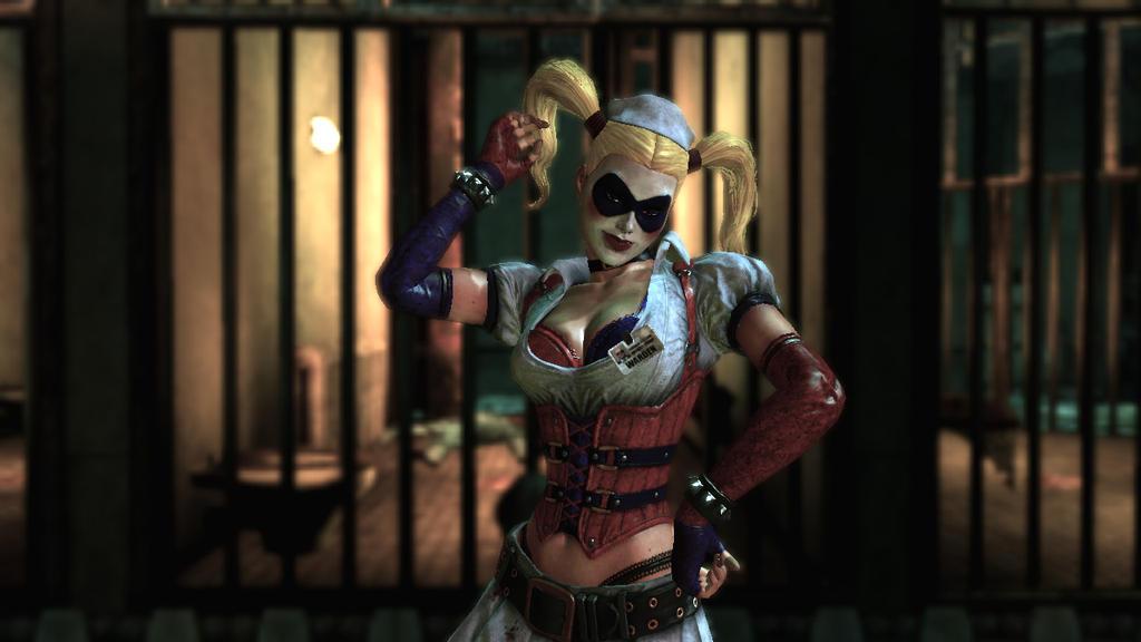 Harley Quinn by Evil-Enix