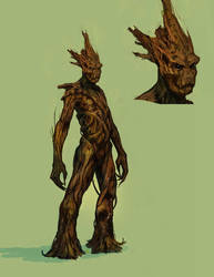 Groot by billyt1978