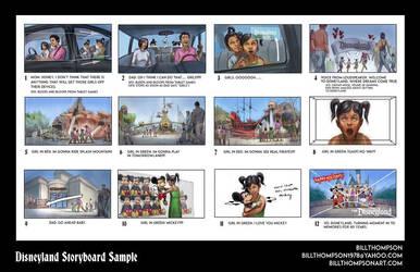 story boards by billyt1978