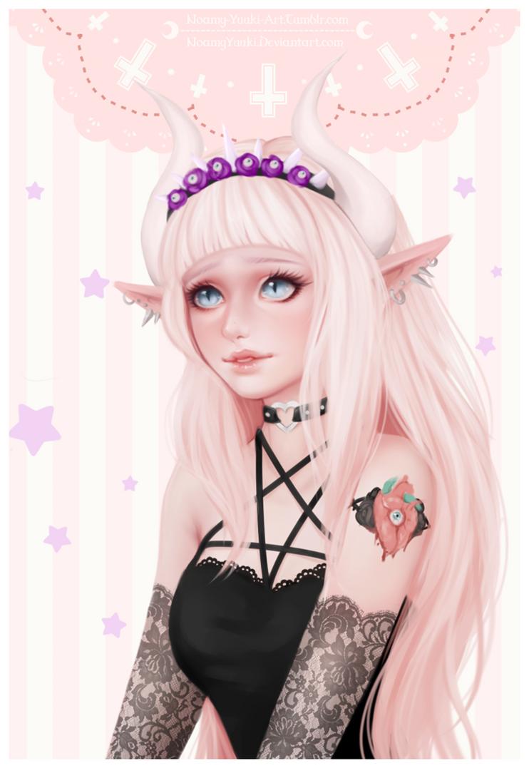 Cecilia Von Azure by NoamyYuuki