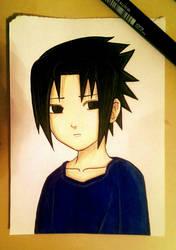 Kid Sasuke Uchiha