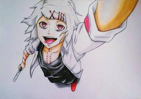 Juuzou Suzuya (Tokyo Ghoul) - Smile !