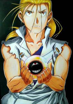 Van Hohenheim - Fullmetal Alchemist: Brotherhood