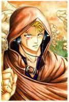 Laxus - Fairy Tail by AjkaSketch