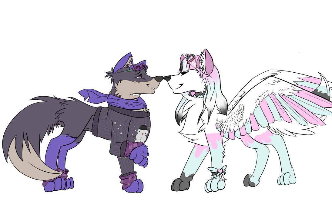 Commission for xoxbubblez by soulcats-aj