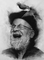 Terry Pratchett by sixzero225