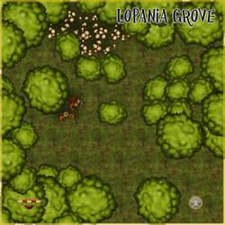 Lopania Grove by PJHerbie