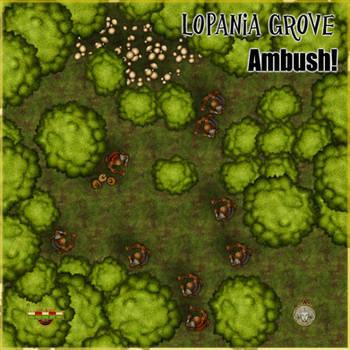 Lopania Grove Ambush by PJHerbie