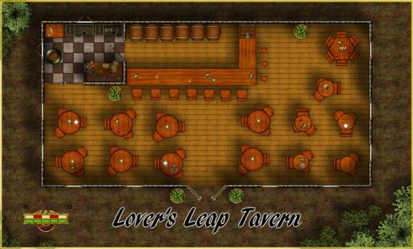 Lover's Leap Tavern by PJHerbie