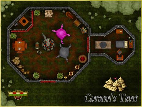 Coram's Tent by PJHerbie