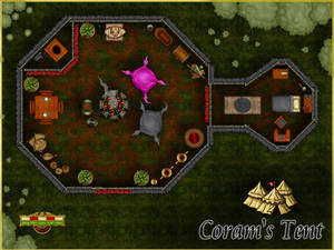 Coram's Tent