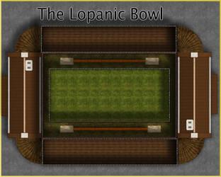 Lopanic Bowl Stadium by PJHerbie