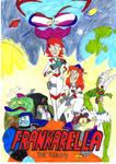 Frankarella The Series Poster by BreakoutClub