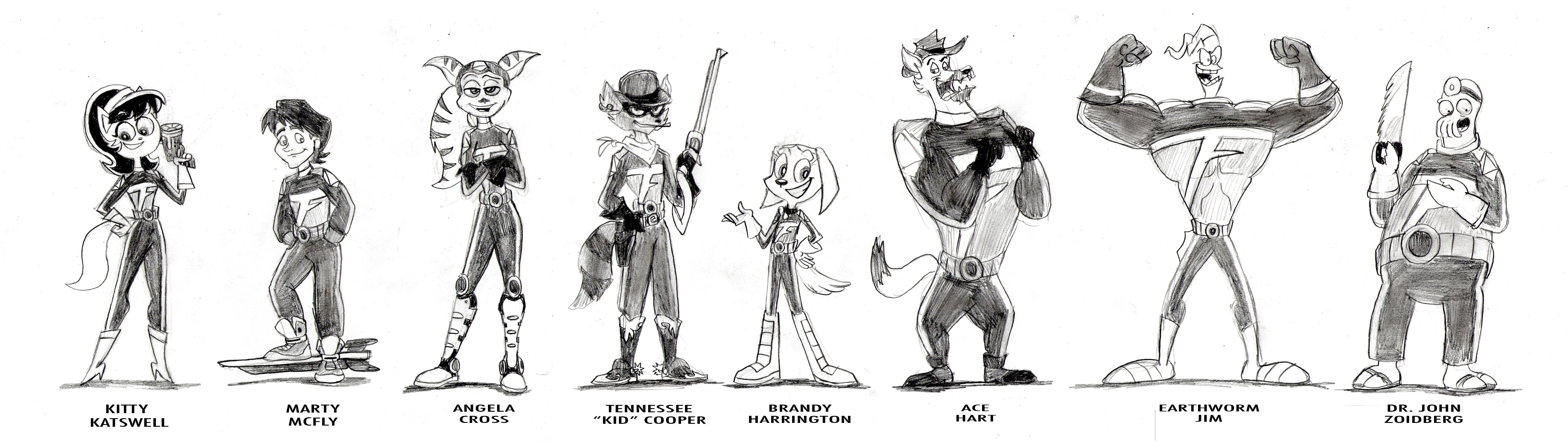 Team Flux 2014 by BreakoutKid
