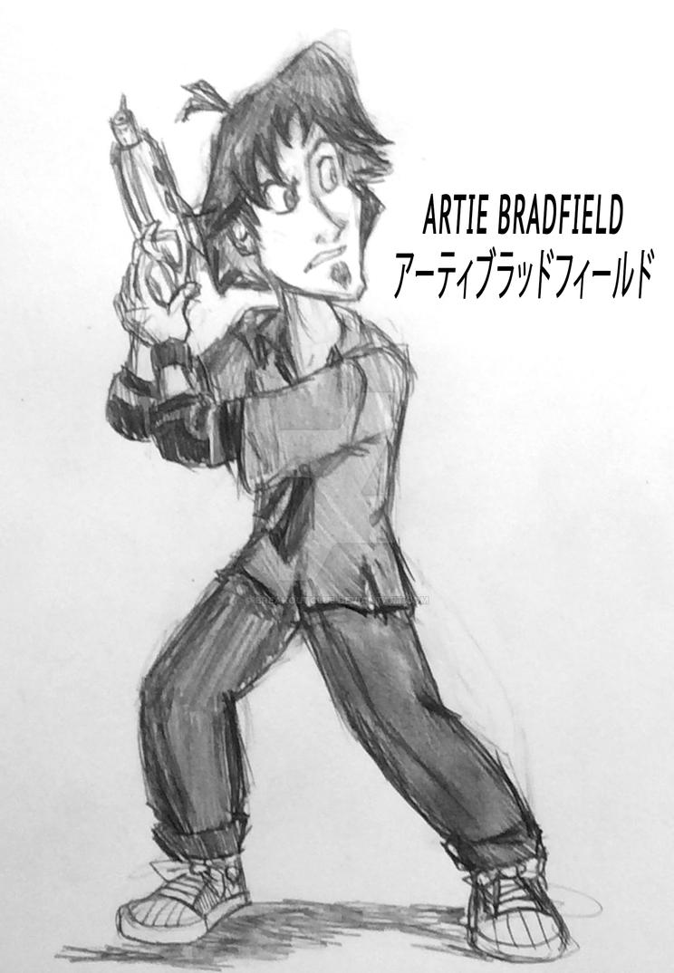Anime Artie by BreakoutKid