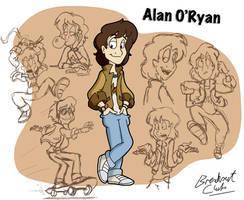 Alan O'Ryan