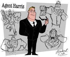 Agent Harris