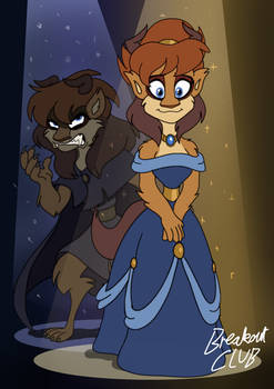 Isla The Beast Princess