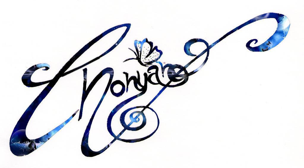 Chonyan logo by Shurei90