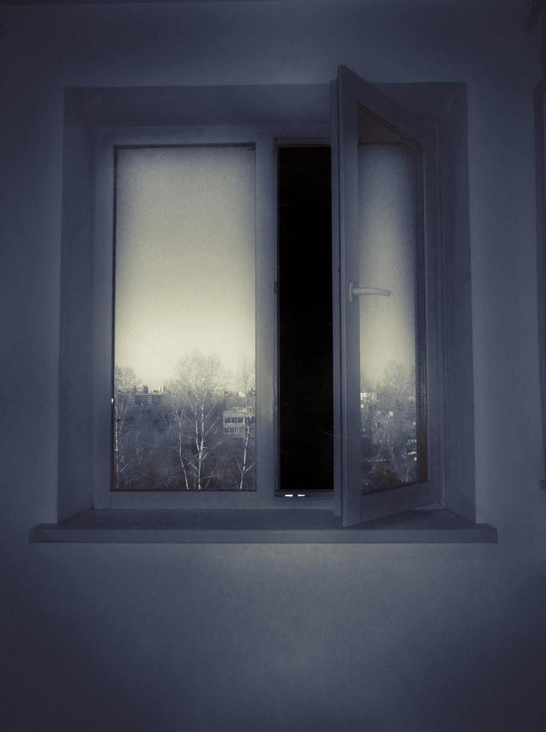 Dark window. by Arigulla on DeviantArt